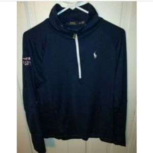 Polo Ralph Lauren 1/2 Zip US Open 2017 Jacket Pony